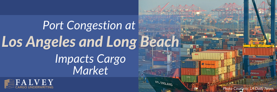 port congestion at long beach and la